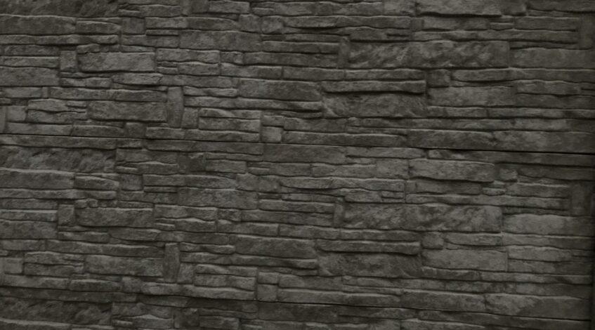 Betonové plotové dílce