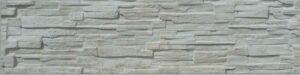 Betonový plot, vzor štípaný kámen