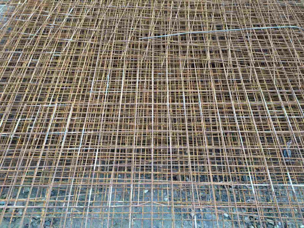 Betonářská ocel - kari sít pro armování betonu