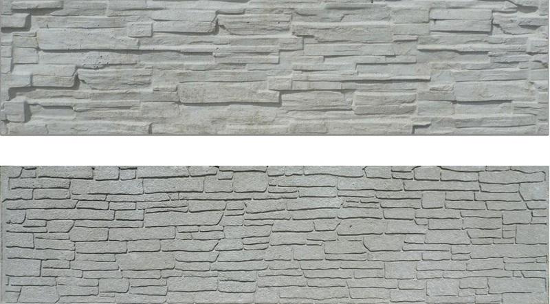 oboustranná betonová deska
